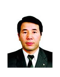 越谷中ロータリークラブ 会長 仲 文成